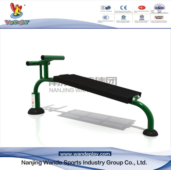 Outdoor Sit Up Bench Joints Exercise Equipment Workout