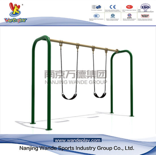 Outdoor Playset with Swing in The Park for Children