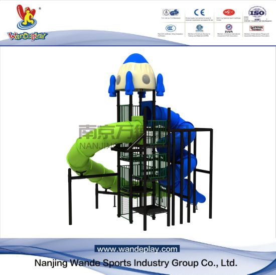 Children Amusement Park Outdoor Customized Playset