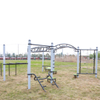 Outdoor Body Strength Training Workout Equipment