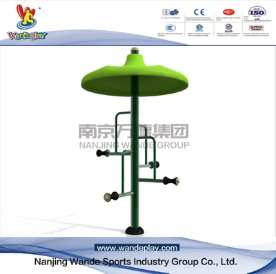 Outdoor Parralel Rails Stage Fitness Equipment for Park