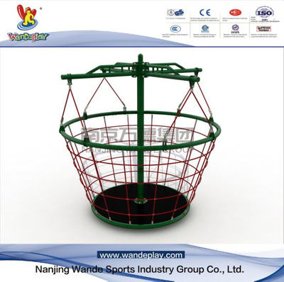 Hanging Net Turntable of Outdoor Rotating Playground Equipment