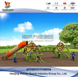 Outdoor Nest Climbing Series Playground Equipment