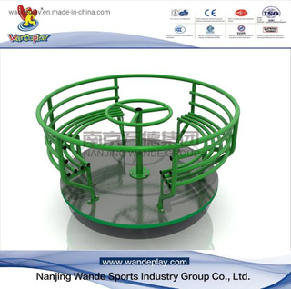 Roundabout Seat of Outdoor Rotating Playground Equipment