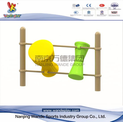 Wandeplay Children Outdoor Playground Equipment with Wd-Qt0157