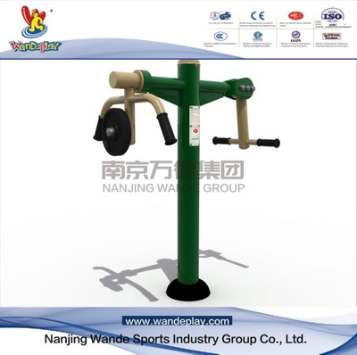 Outdoor Gym Handicapped Fitness Equipment Training