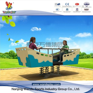 Children Public Seesaw Outdoor Playground Equipment