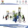 Outdoor Climbing Wall Playset with Ladder for Kids
