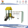 Amusement Park Children Outdoor Classical Playset with Swing