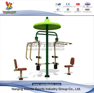 Outdoor Power Push & Pull Down Stage Fitness Equipment for Home