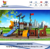 Childrens Outdoor Pirate Ship Playset in The Park