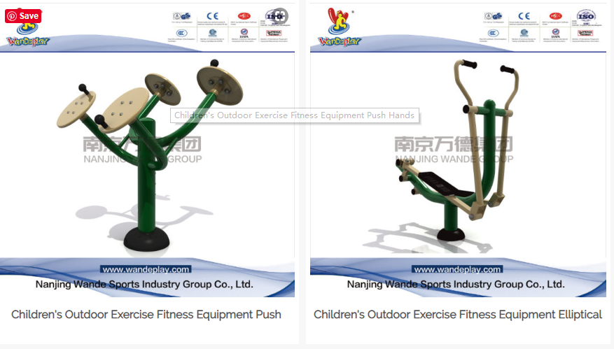 How to use outdoor fitness equipment?