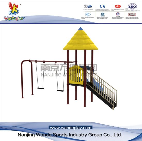 Swing Combination Amusement Park Outdoor Classical Playset