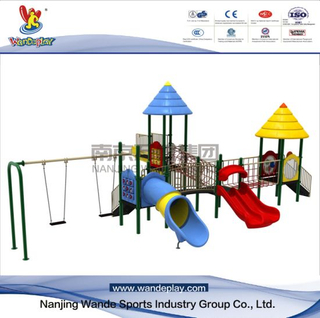 Swing Combination Outdoor Classical Playset for Toddlers