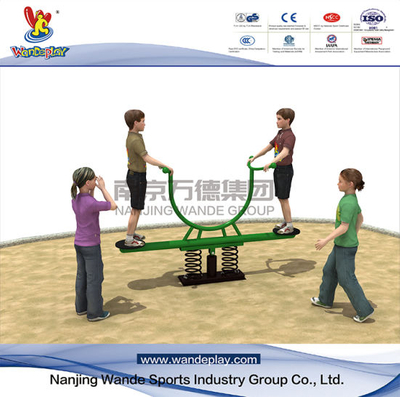 Public Children Rocking Seesaw Outdoor Playground Equipment
