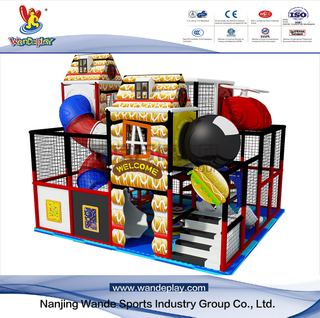 Adventure Castle Children Indoor Playground in Shopping Mall