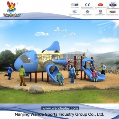 The instruction of commercial outdoor playground equipment