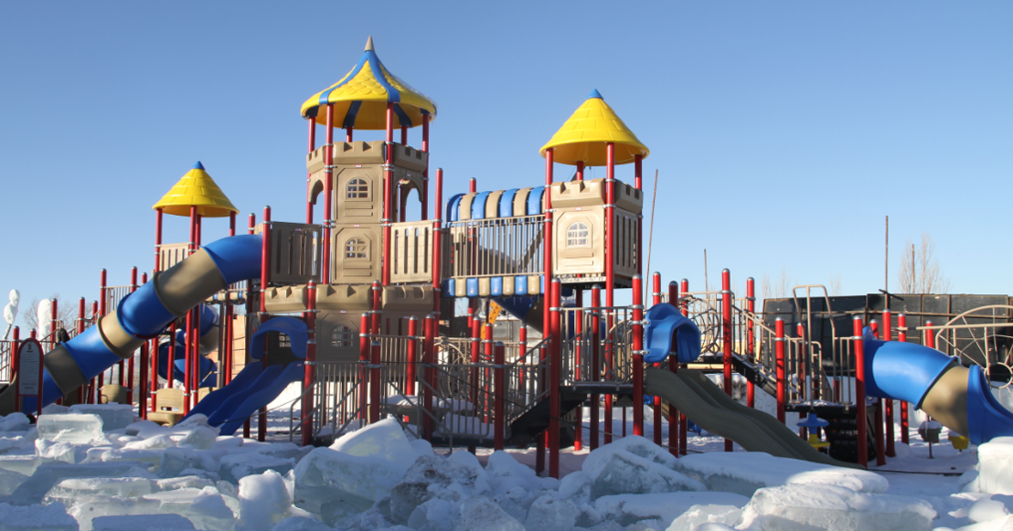 Emergency response measures for playground equipment