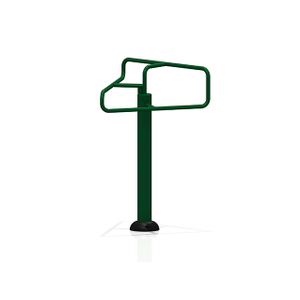 Leg Stretch Outdoor Fitness Equipment For Adults